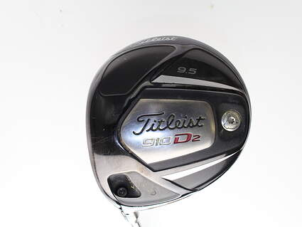 Titleist 910 D2 Driver 9.5* Titleist Diamana Kai'li 65 Graphite Regular Left Handed 45 in