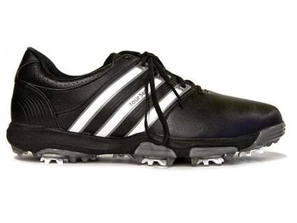 New Mens Adidas Black/White Tour 360 X Golf Shoes Size 9.5 Medium