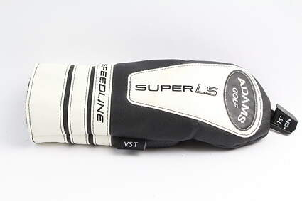 Adams Speedline Super LS Fairway Wood Headcover 13° 15° 18° Tag Head Cover Golf