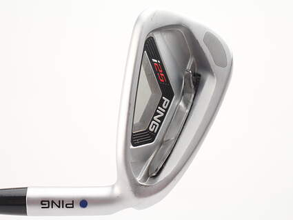 Ping I25 Single Iron 7 Iron Ping CFS Steel Stiff Right Handed Blue Dot 37 in