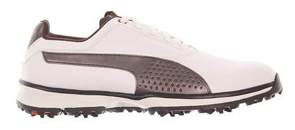 New Mens Golf Shoe Puma Titanlite 8 White