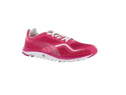 New Womens Puma Faas Lite Golf Shoe Medium 6.5 Pink 18684807