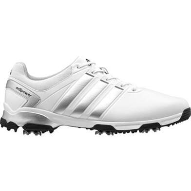 New Mens Adidas Golf Shoe Adipower TR Medium 11.5 White Q46885