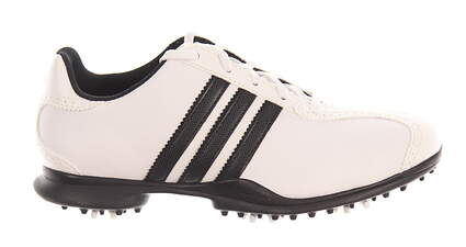 New Womens Adidas Golf Shoe Medium 8 Black/White 675181