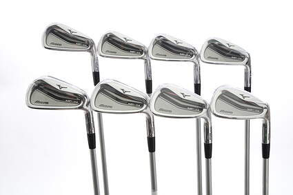 Mizuno MP-54 Iron Set 3-PW FST KBS Tour C-Taper Lite Steel Stiff Right Handed 38.25 in +1/2 inch