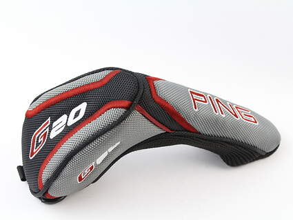 Ping G20 Hybrid Headcover W/ No Tag Grey/Red/Black