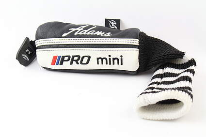 Adams 2014 Pro Mini Hybrid Headcover Head Cover Adjustable Tag Golf