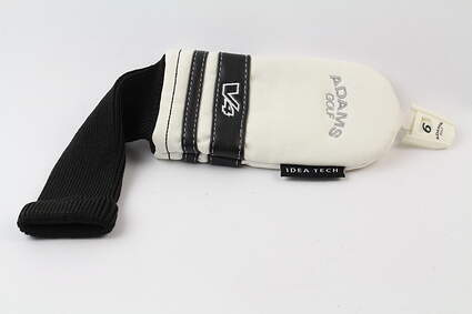 Adams Idea Tech V4 Hybrid Headcover White/Black