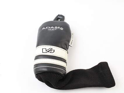 Adams Idea Tech V4 Hybrid Headcover Head Cover Adjustable Tag Golf