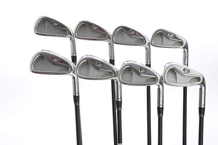 TaylorMade Rac TP 2005 Iron Set 3-PW Penley Stealth 80 Graphite Senior Right Handed 38.75 in +1 inch