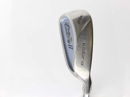 Cobra Lady II Oversize Single Iron 9 Iron Cobra IQ System Hump Graphite Ladies Right Handed 35 in