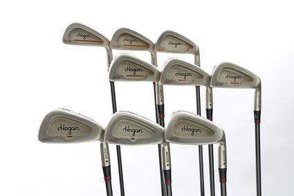 Ben Hogan Edge GCD Iron Set 2-PW Hogan Apex 4 Steel Steel Stiff Right Handed 38 in