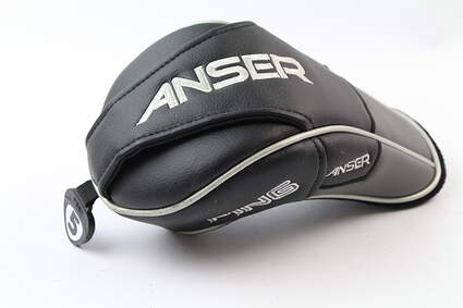Ping Anser 5 Wood Fairway Headcover Black/Gray/White