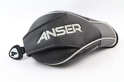 Ping Anser 4 Wood Fairway Headcover Black/Gray/White