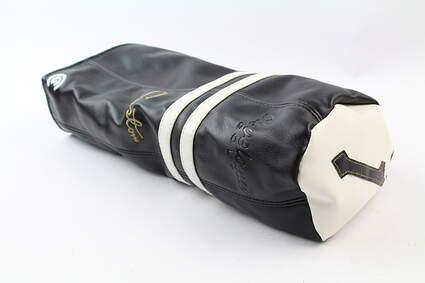 Cleveland Classic XL Custom Driver Headcover Head Cover Golf Black White
