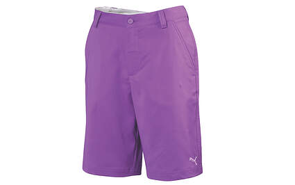 New Mens Puma Solid Dry Cell Tech Golf Shorts 32W Deep Lavender 565517 MSRP $65