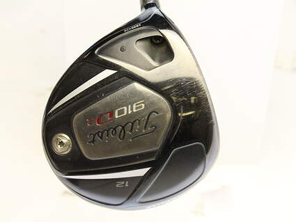Titleist 910 D2 Driver 12* Mitsubishi Diamana S+ Blue 62 Graphite Regular Left Handed 45.25 in