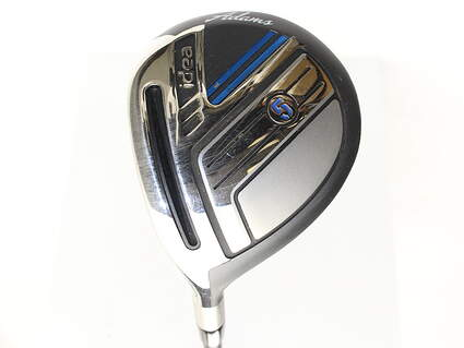 Adams 2014 Idea Fairway Wood 5 Wood 5W Stock Graphite Shaft Graphite Regular Left Handed 42 in