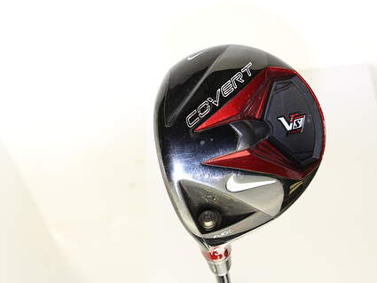 Nike VR S Covert Tour Fairway Wood 3 Wood 3W 14* Mitsubishi Kuro Kage Silver 70 Graphite Regular Left Handed 41.75 in