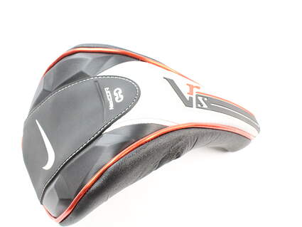 Nike Victory Red S Driver Headcover Silver/Black/Red