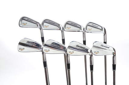 Cleveland 2012 588 Combo Iron Set 3-PW True Temper Dynamic Gold S300 Steel Stiff Right Handed 37.75 in