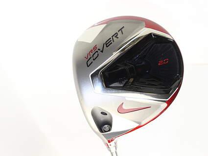 Nike VRS Covert 2.0 Driver 8.5* Mitsubishi Kuro Kage Silver 60 Graphite Regular Left Handed 45.5 in