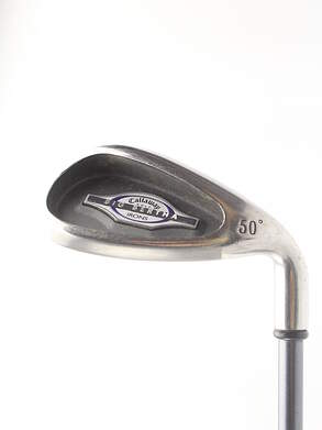 Callaway 2002 Big Bertha Single Iron Pitching PW Callaway RCH 65i Graphite Ladies Right Handed 34.5 in