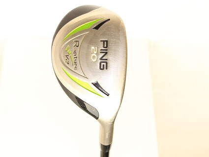 Ping Rapture V2 Hybrid 3 Hybrid 20* Ping TFC 939H Graphite Stiff Right Handed 39.5 in