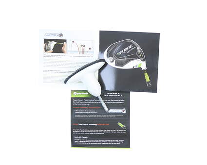 TaylorMade RBZ Rocketballz Torque Adjustment Wrench with User Guide Golf Accessory