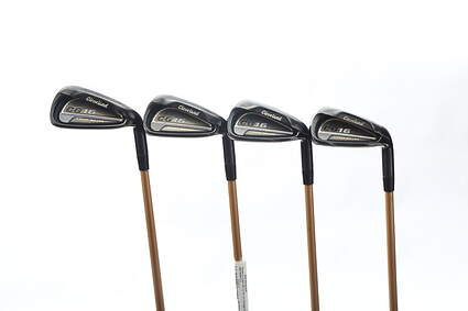 Cleveland CG16 Black Pearl Iron Set 7-PW Advantage Graphite Ladies Right Handed 37 in