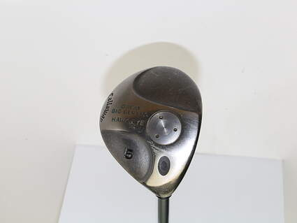 Callaway Hawkeye Fairway Wood 5W Hawkeye Gems UL Graphite Ladies Right Handed 42 in