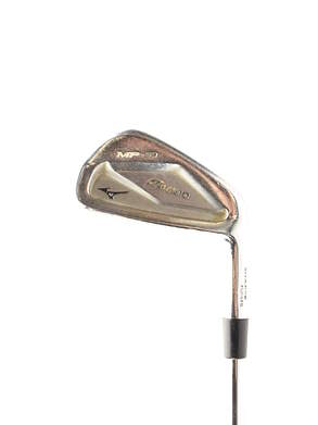 Mizuno MP 63 Single Iron 4 Iron FST KBS Tour Steel Stiff Right Handed 39.25 in
