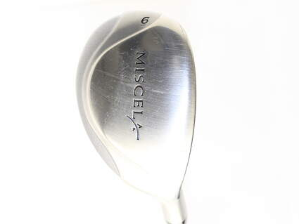 TaylorMade Miscela 2006 Hybrid 6H TM miscela Graphite Ladies Right Handed 37.5 in