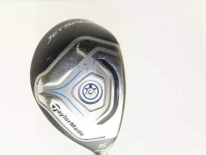 TaylorMade Jetspeed Hybrid 5H 25* TM VeloxT 45 Graphite Ladies Right Handed 38.75 in