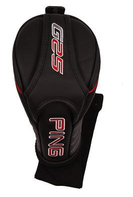 Ping G25 3 Fairway Wood Headcover Black/Red/Gray
