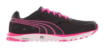 New Womens Golf Shoe Puma Faas Lite 6 Black MSRP $160