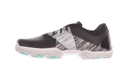 New Womens Golf Shoes Nike Delight V Medium 6.5 Black MSRP $85 651997-001