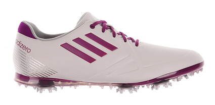 New Womens Golf Shoe Adidas Adizero Tour Medium 7 White MSRP $130
