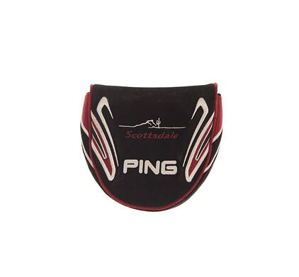 Ping Scottsdale Mallet Putter Headcover Head Cover Golf