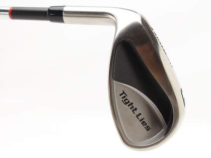 Adams Tight Lies Wedge Gap GW True Temper GT Steel Stiff Left Handed 35.5 in