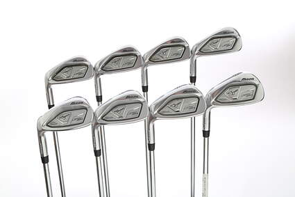 Mizuno JPX 850 Forged Iron Set 4-GW Nippon NS Pro 950GH Steel Regular Left Handed 37.5 in