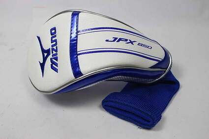 Mizuno JPX 850 3 Fairway Wood Headcover White/Blue