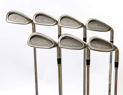 Cleveland TA5 Iron Set 5-PW SW Stock Steel Shaft Steel Stiff Right Handed 38 in
