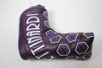 Bettinardi Queen B 1 Purple Blade Putter Headcover Head Cover Golf