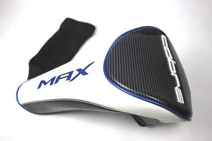Cobra 2015 MAX Driver Headcover Blue/Black/White