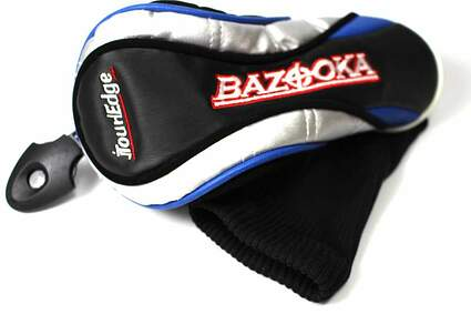 Tour Edge Bazooka HT Max Fairway Wood Headcover Head Cover Adjustable Tag Golf