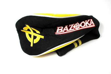 Tour Edge Bazooka Geomax Driver Headcover Head Cover Golf