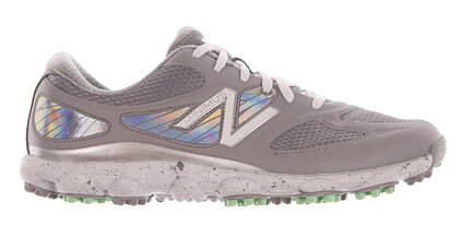 New Womens Golf Shoes New Balance 1001 Medium 8.5 Gray NBGW1001 MSRP $89