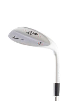 Nike SV Tour Chrome Wedge Lob LW 60* 6 Deg Bounce True Temper Dynamic Gold S400 Steel Stiff Right Handed 35 in