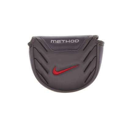 Nike Method Converge S1-12 Mallet Putter Headcover Gray/Red